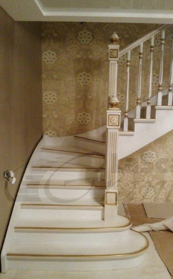 Заказать элитную лестницу в дом на второй этаж - lascalagrande.ru