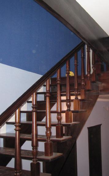 лестница в дом Санкт-Петербург
