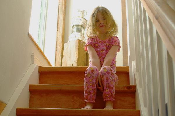 Домашняя лестница и безопасность ваших детей