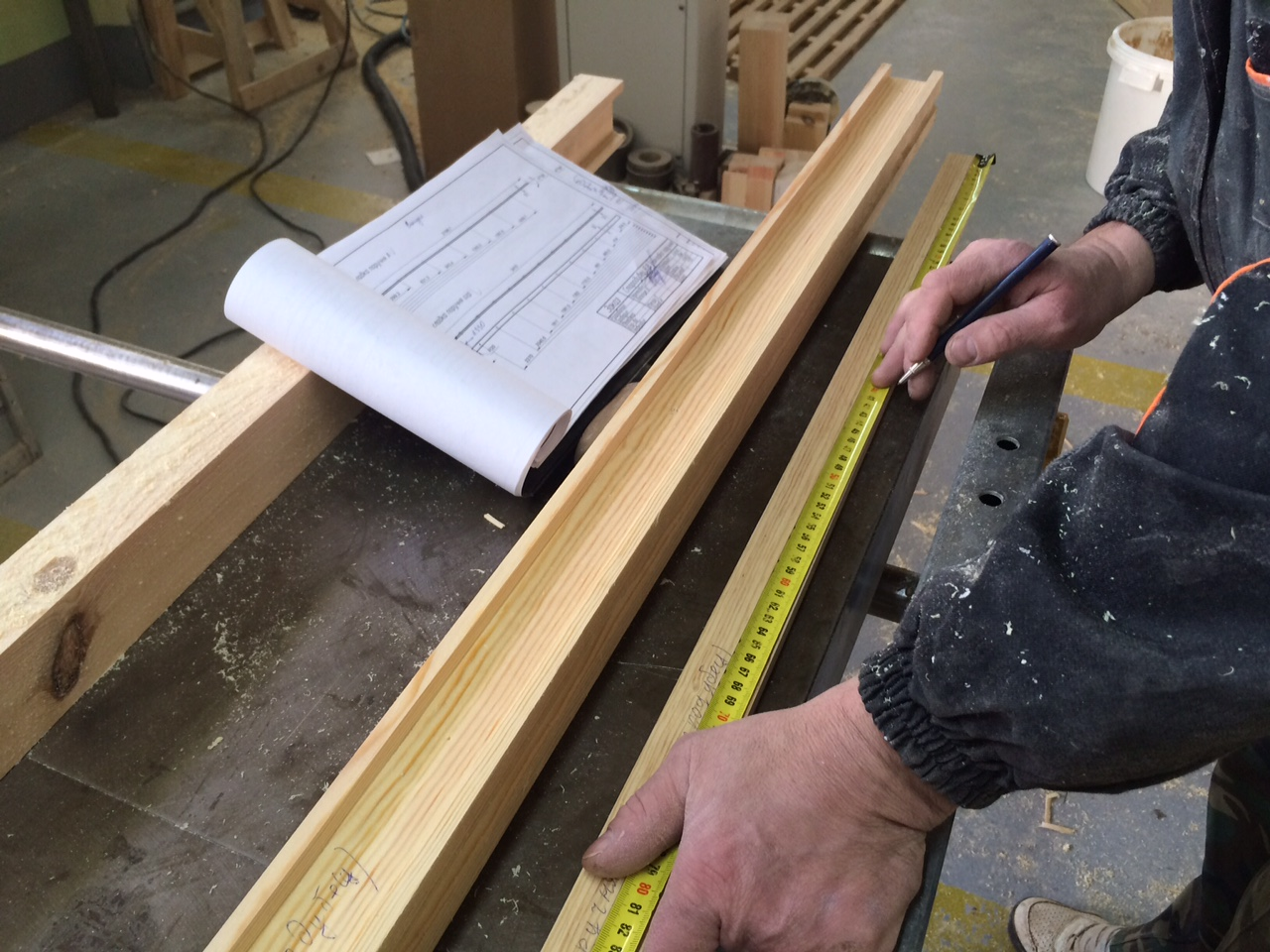 инструкция про изготовление винтовых лестниц
