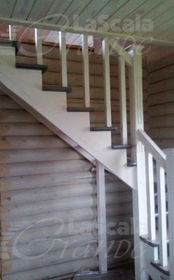 Изготовление лестницы в кабинет дома - lascalagrande.ru
