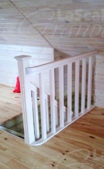 лепель лестница в дом на второй этаж