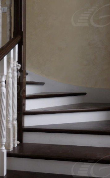 Лестница на дачу в Минской области