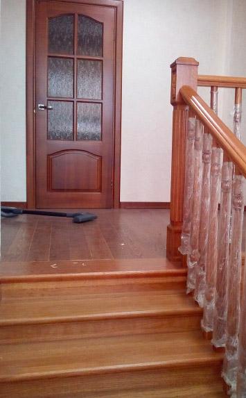 Фаниполь производство лестниц из дерева на второй этаж дома - lascalagrande.ru